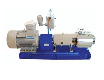 MBE300泵式乳化机
