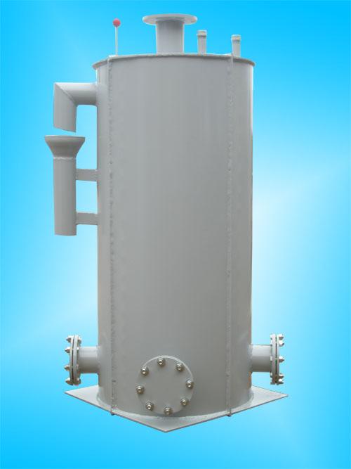 双管煤气排水器
